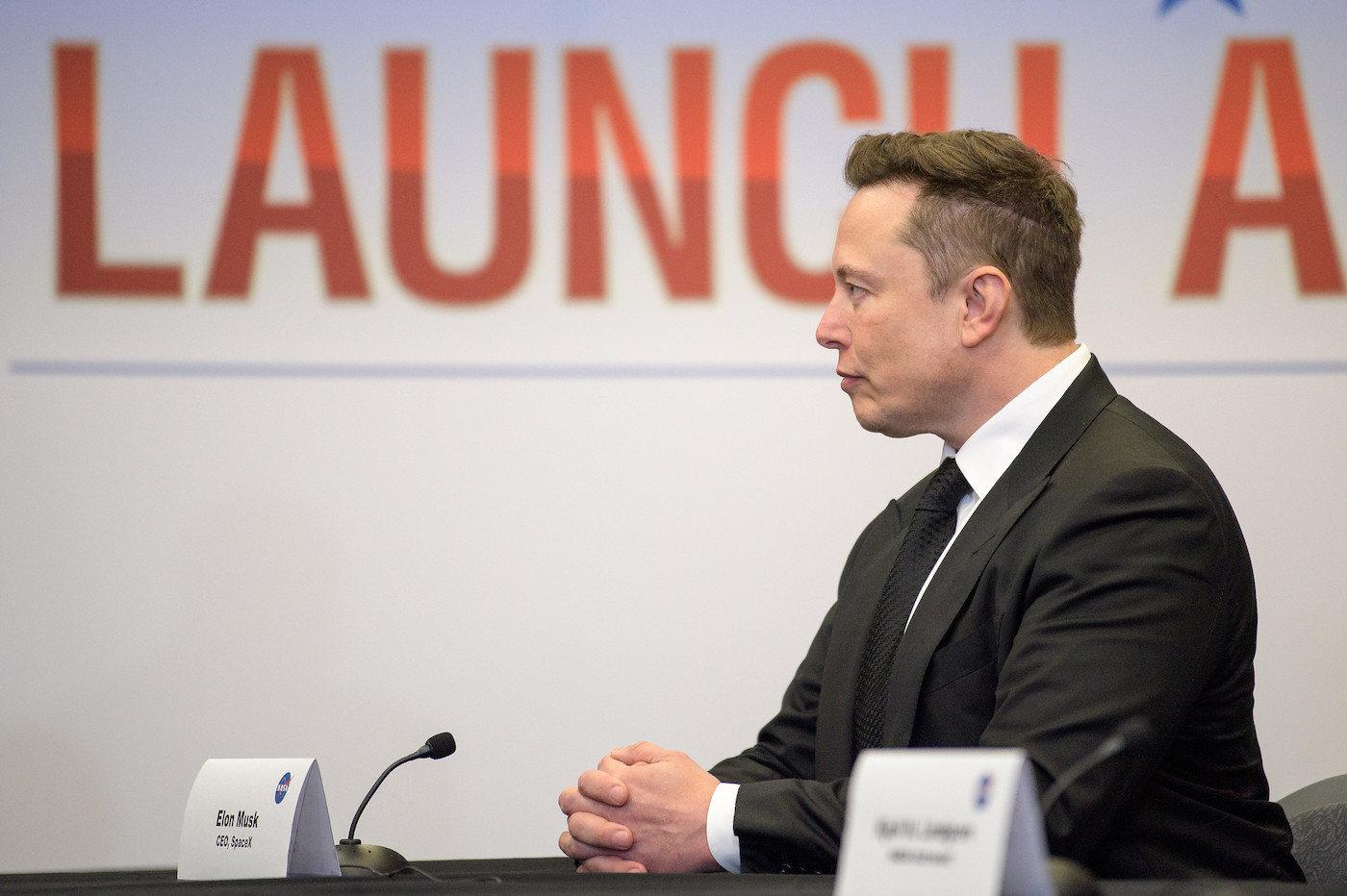 Elon Musk a mené une expérience scientifique sur les salariés de SpaceX - Presse-citron