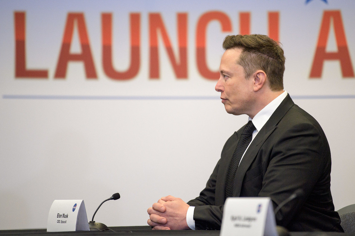 Elon Musk Crew Dragon SpaceX