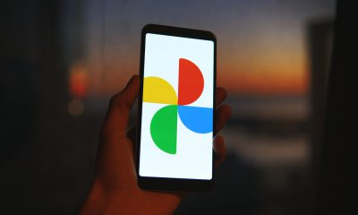 Google Photos stockage