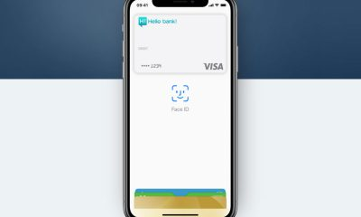 Apple Pay Hello bank!