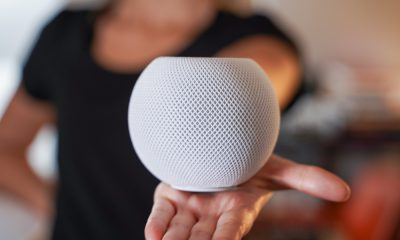 homepod mini blanc test