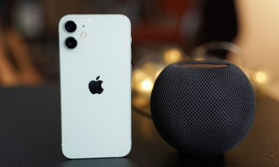 homepod mini iphone 12 taille