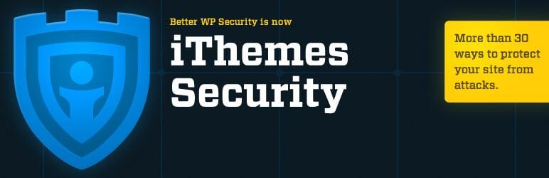 iThemes Security Plugin WordPress