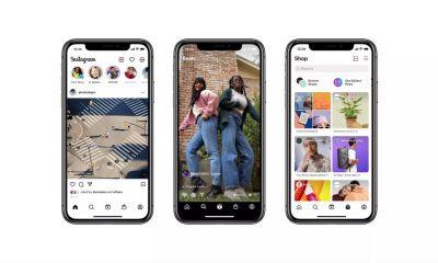 Instagram affichage 2020