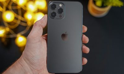 iphone 12 pro max design