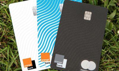 Orange Bank carte bancaire 2020