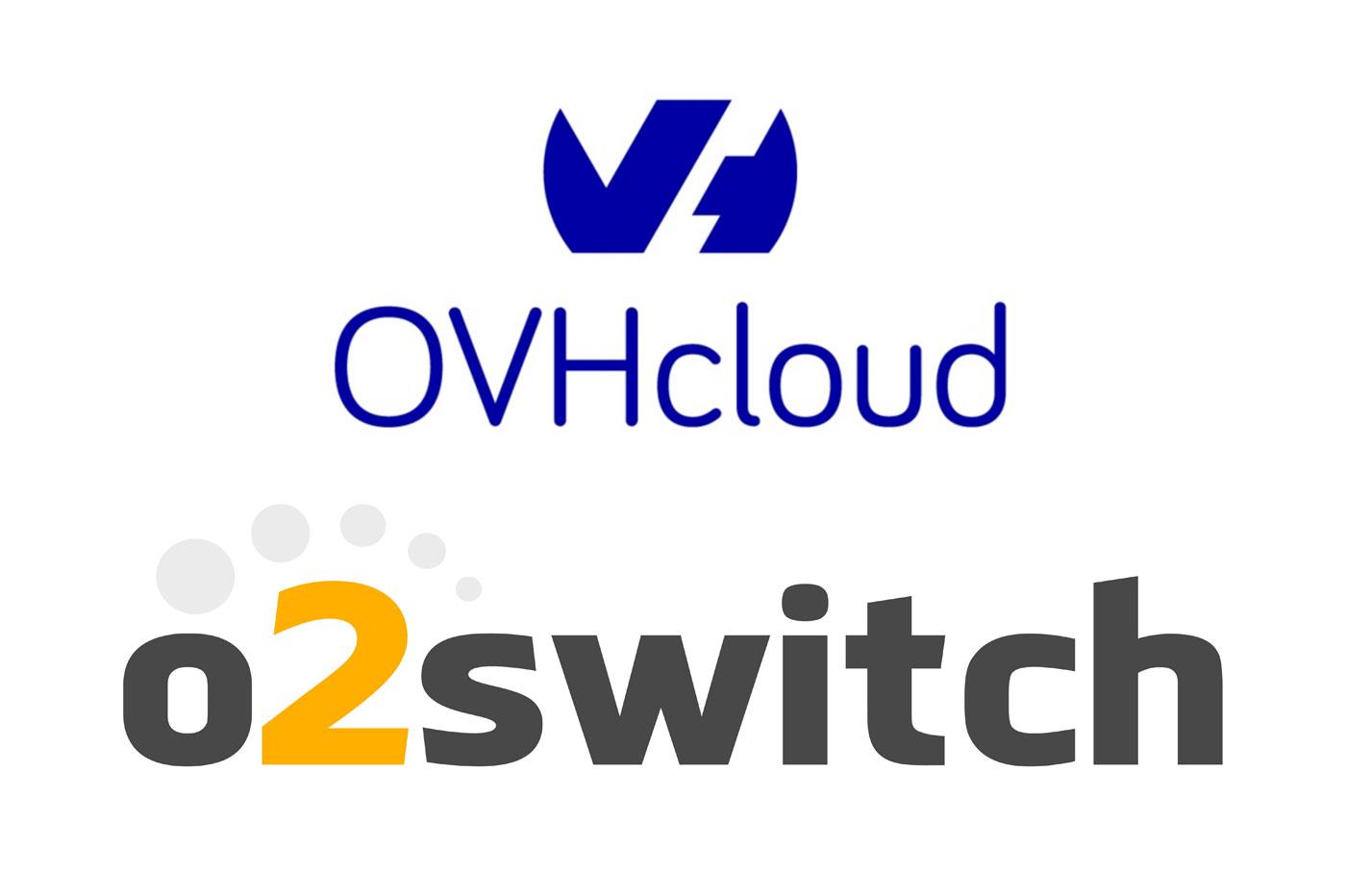 OVH O2switch