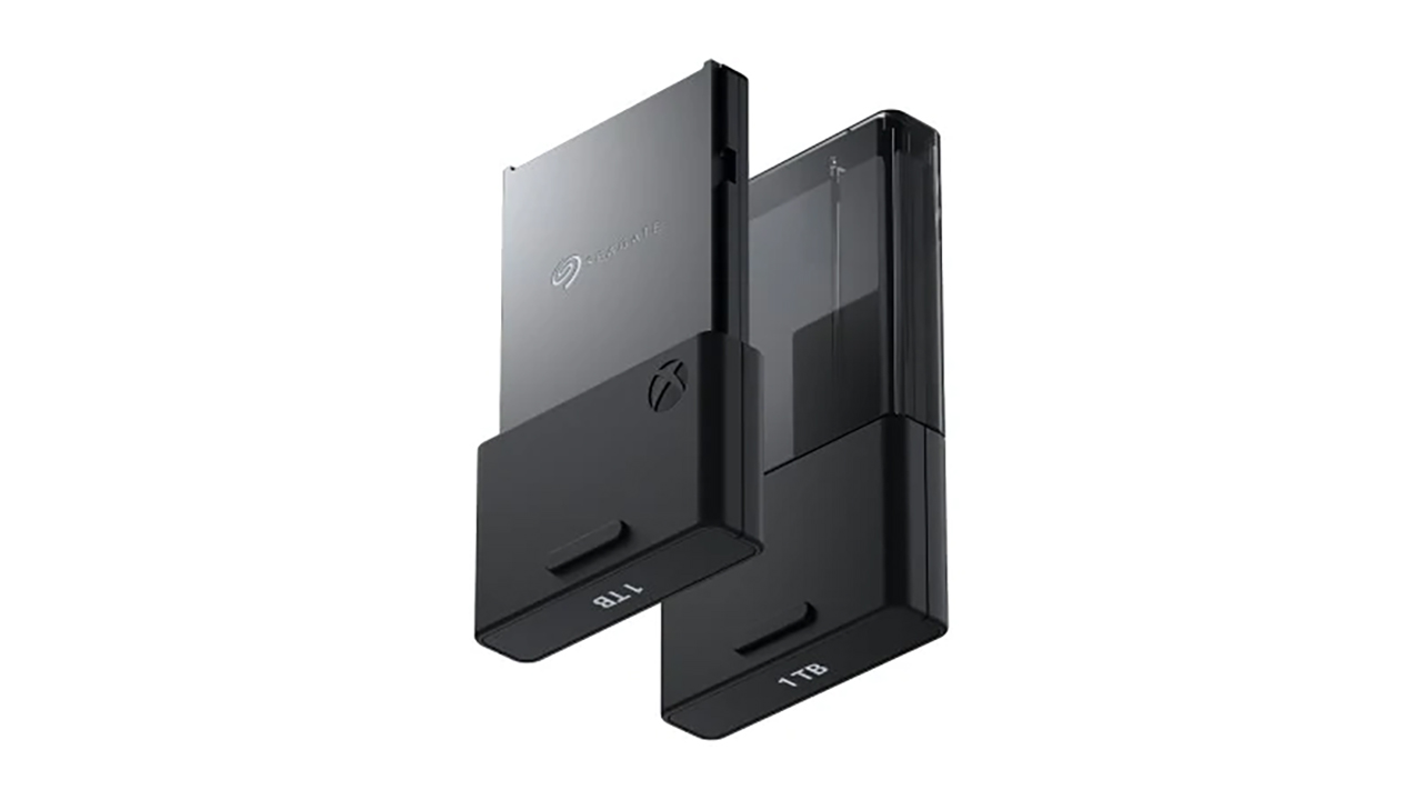 Seagate 1TO card Xbox Series X / Xbox Series S