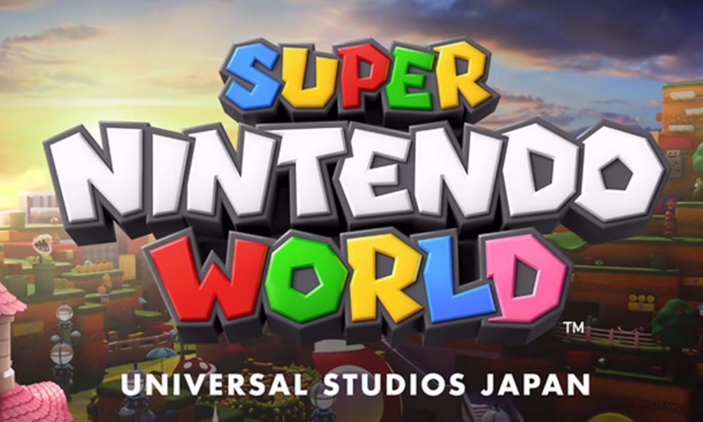 Super Nintendo World 4 Février 2021