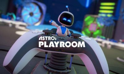 Test Astro's Playroom PS5