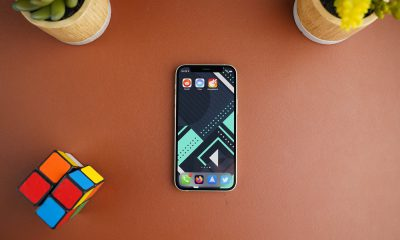test iphone 12 mini ecran