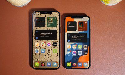 test iphone 12 pro max vs pro ecran