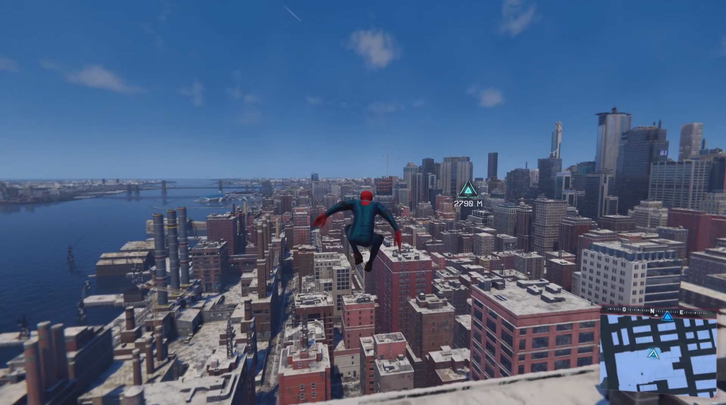 Test Marvel's Spider-Man Miles Morales PS5