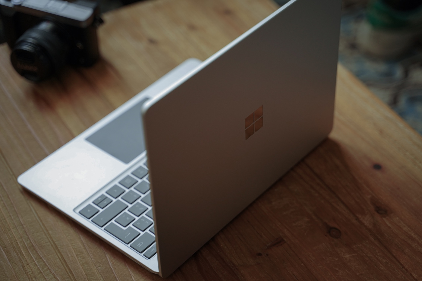 test microsoft surface laptop go dos