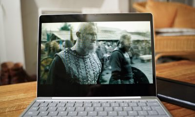 test microsoft surface laptop go multimedia