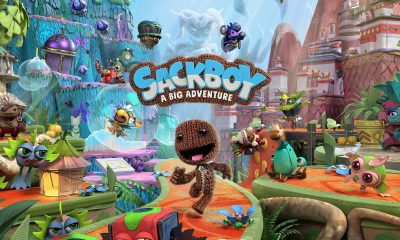 Test Sackboy A Big Adventure PS5