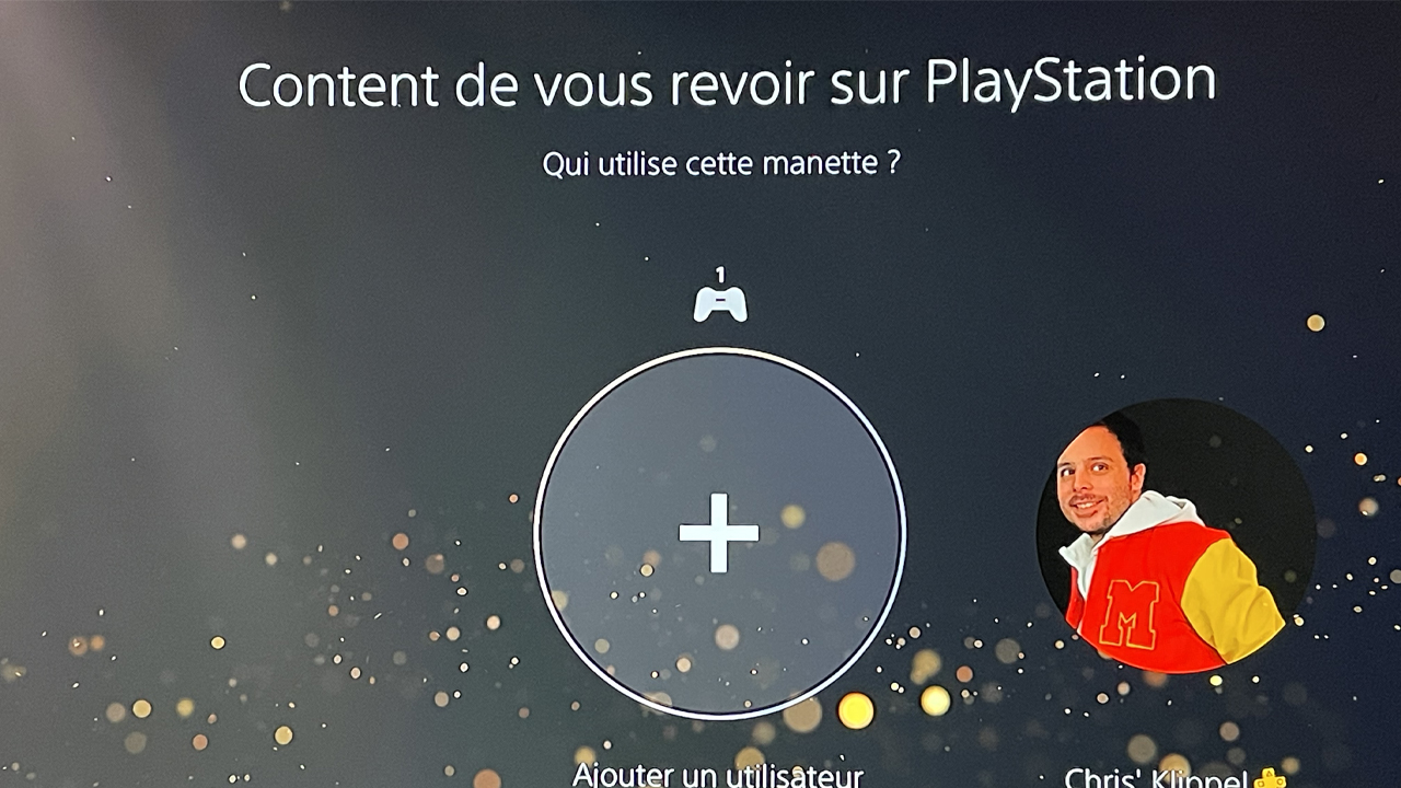 Second Compte PS5