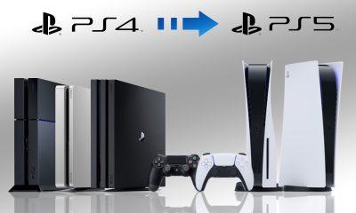 Tuto Passé PS4 vers la PS5 en 5 minutes