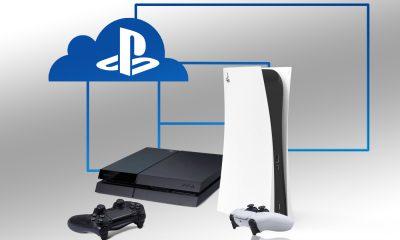 Transfert de Sauvegardes PS4 vers PS5