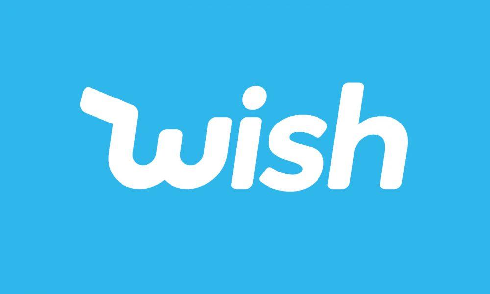 Wish e-commerce