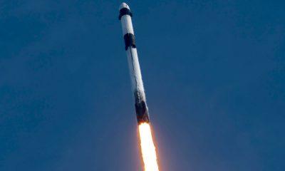Vol de Falcon 9 mission CR-21 vers l'ISS