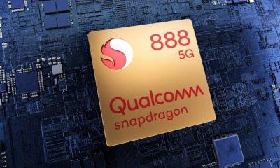 Le Snapdragon 888 de Qualcomm