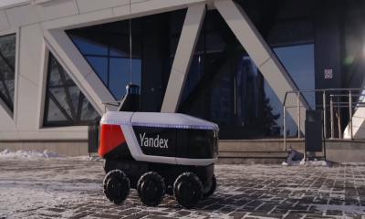 robot Yandex