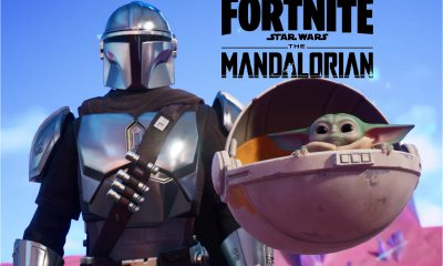 Fortnite The Mandalorian Baby Yoda