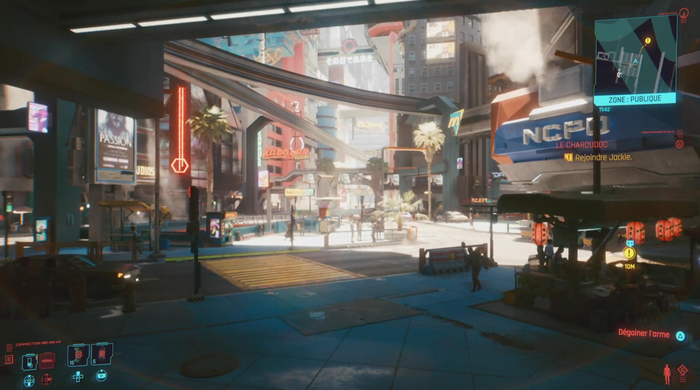 Comparaison CyberPunk 2077 E3 2018 / Décembre 2020