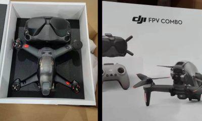 DJI drone FPV 1