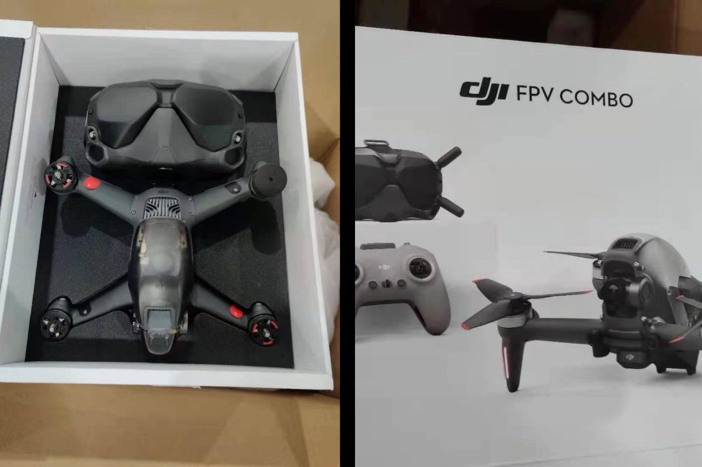 La date de sortie du drone FPV de DJI se précise - Presse-citron