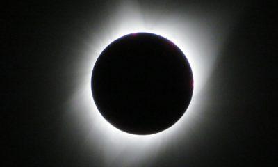 une éclipse solaire en 2017