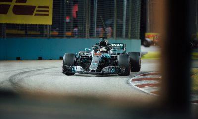 Formule 1 biocarburant