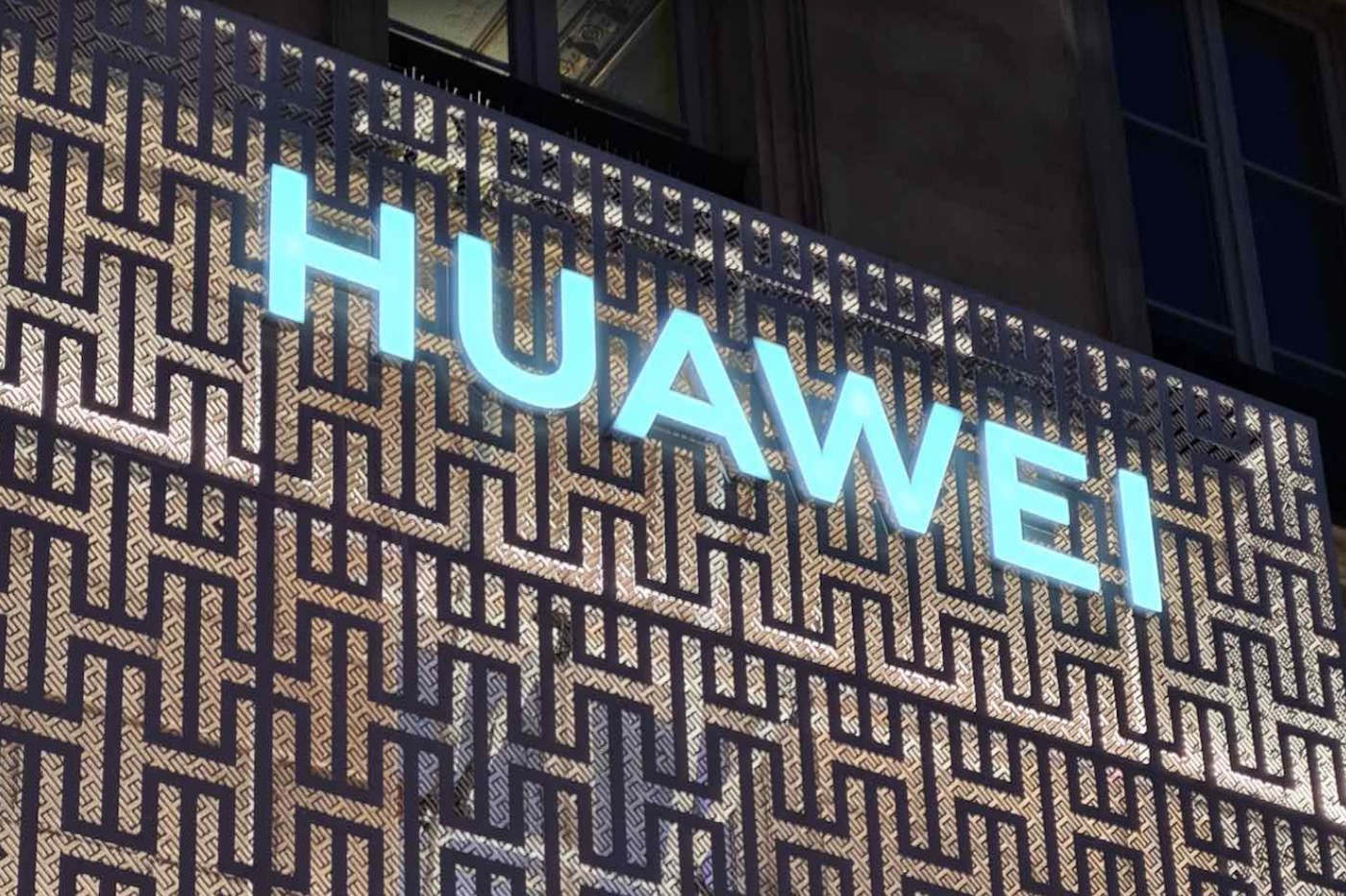 Huawei logo 2021