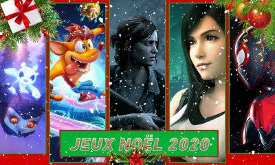 Guide Meilleurs Jeux Noël 2020