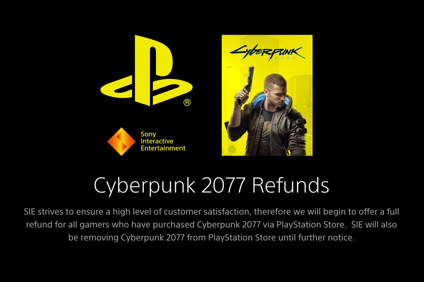 UBISOFT en hausse : Sony retire Cyberpunk 2077 du Playstation Store