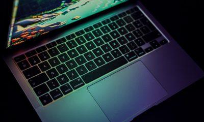 test macbook air m1 clavier