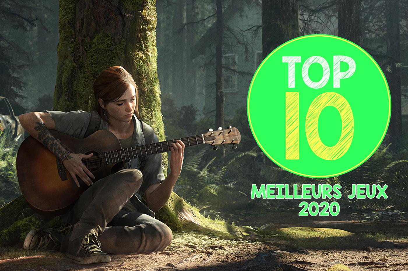 Top 10 Meilleurs Jeux 2020