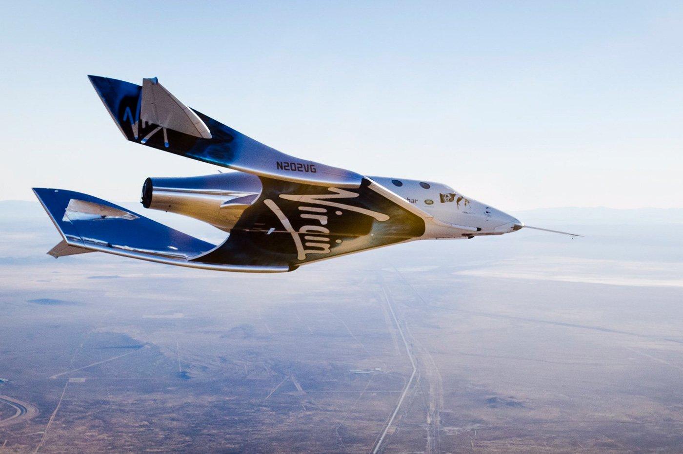 Le test de vaisseau spatial abandonné de Virgin Galactic expliqué