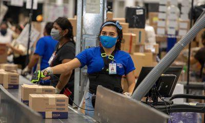 Walmart emploi robotisation