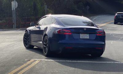 2021 Model S Prototype