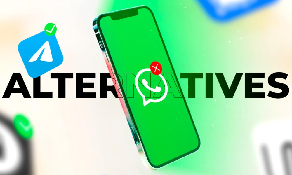 Alternatives WhatsApp