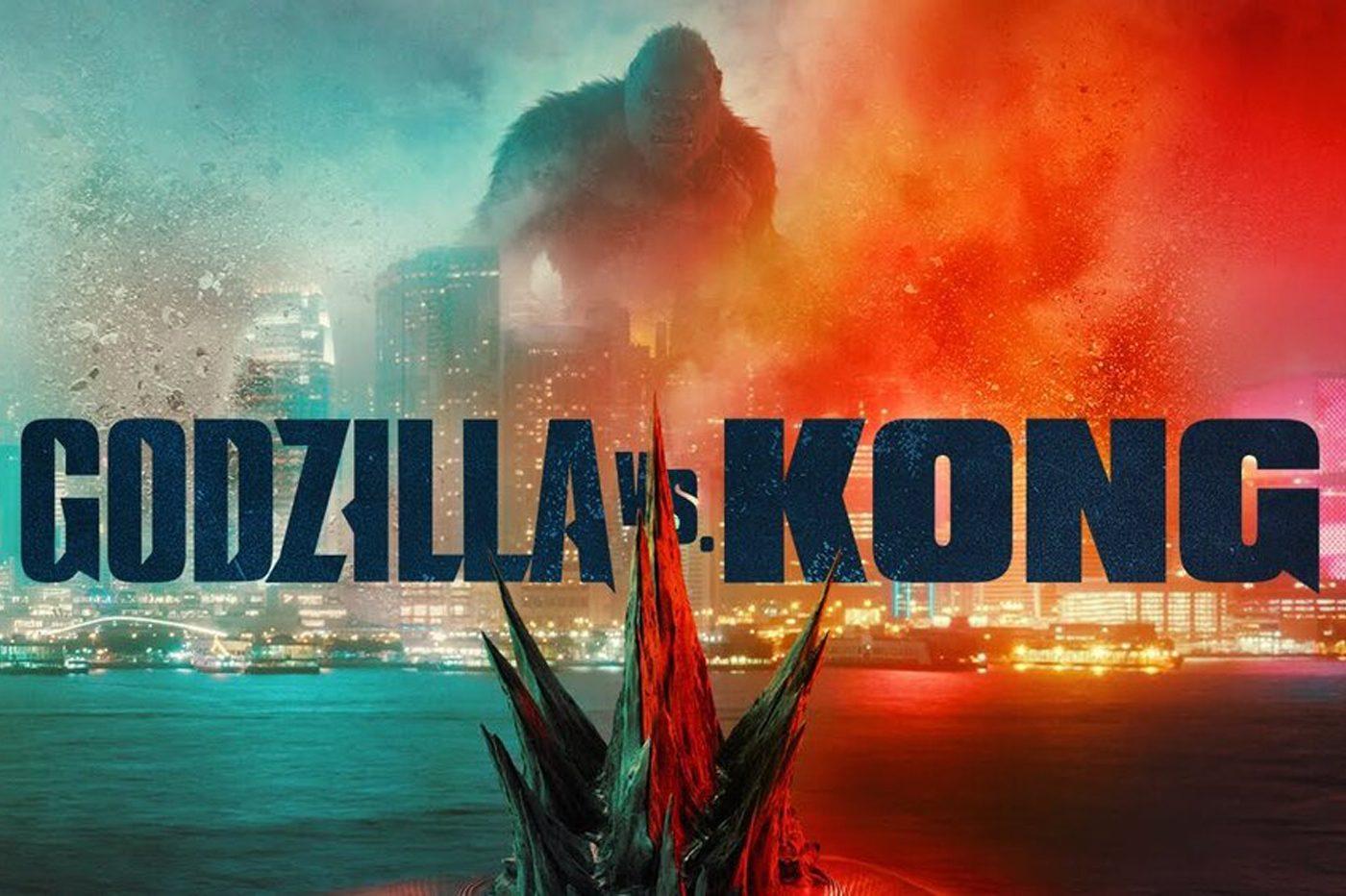 Godzilla vs Kong : La première bande annonce