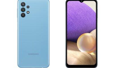 Le Samsung Galaxy A32 5G