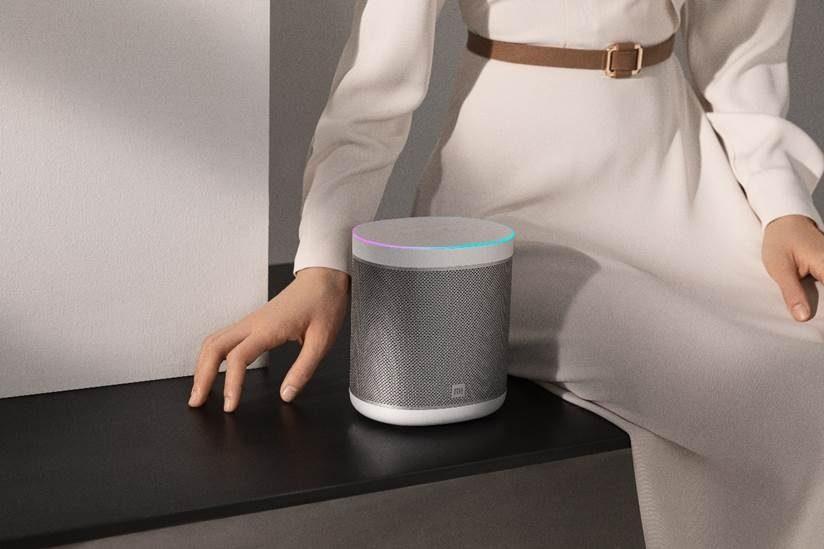 L'enceinte Mi Smart Speaker