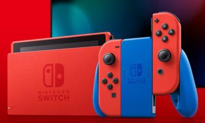 Nintendo Switch Super Mario