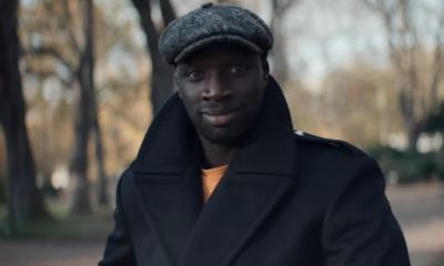 Quand Omar Sy joue (vraiment) à Lupin dans le métro parisien