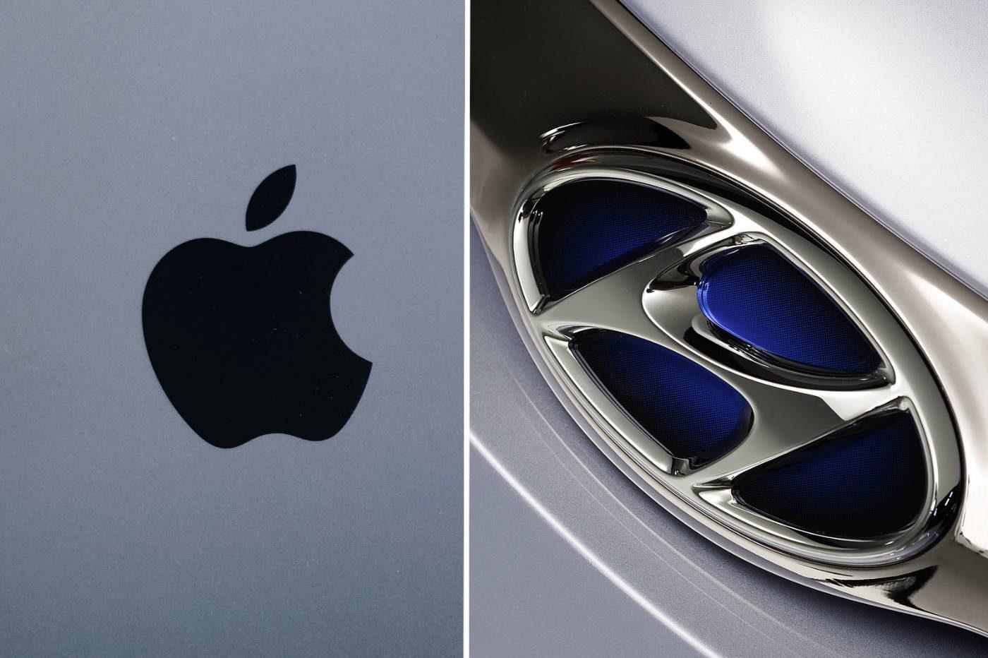 Apple est entrée en contact avec Hyundai — Apple Car