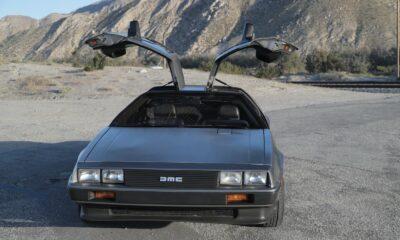 DeLorean Retour electrique