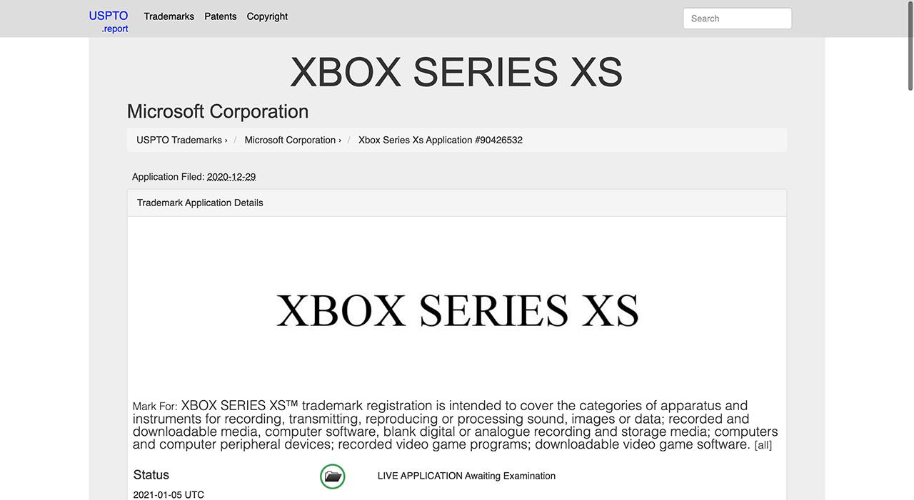 Depot Xbox Series XS